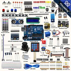Adeept Ultimate Starter Kit for Arduino UNO R3, LCD1602, ... https://www.amazon.com/dp/B01FXUPU3S/ref=cm_sw_r_pi_dp_x_hsnkzbGZXH19B