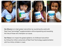 Our Mission5Million or M5M Food Technology, Social Entrepreneurship, Change The World, Real Food Recipes, Childhood, Life, Infancy, Childhood Memories, Healthy Food Recipes
