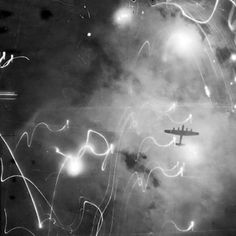 """Hamburg, July 1943. """"Some 3,000 aircraft took part in the raids, which left 42,600 dead and 37,000 wounded. It is estimated that a further 1,000,000 civilians fled the city. In total, 9,000 tons of bombs were dropped."""""""