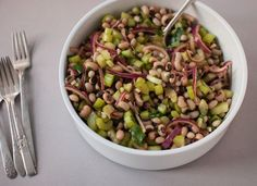 One Pot of Black-Eyed Peas, Five Dinners