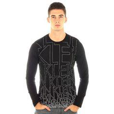 Tee Shirt Calvin Klein CMP45F Noir