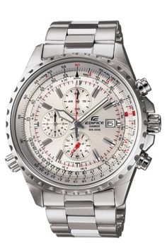 68acbb6d45f3 Casio General Men s Watches Edifice Chronograph - WW Casio Watches - Casio  watches are technologically advanced and equipped with functions that