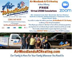 (281)367-8135 Advertising Slogans, After The Storm, Healthy Environment, Heating And Air Conditioning, Best Places To Live, American Standard, Peace Of Mind, Electrical Equipment, Effort