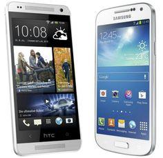 HTC mini VS Galaxy S