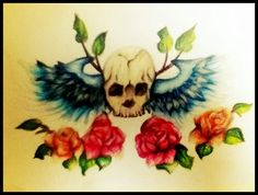 Pretty awesome tattoo I designed :)