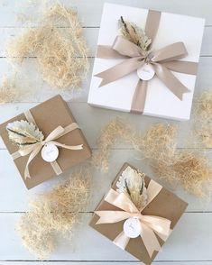Being a small business owner comes with plenty of opportunities for overcoming challenges. 😉 …but when you see the fruits of your labor and creativity come together in their final form, it's all worth it. I'm currently putting the final touches on…Read Wrapping Gift, Elegant Gift Wrapping, Gift Wraping, Wedding Gift Wrapping, Wedding Gift Boxes, Creative Gift Wrapping, Christmas Gift Wrapping, Creative Gifts, Wedding Gifts