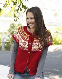 e07ee1ab72bb3d Beautiful Handmade Knitted Socks and short-Sleeve Jacket-Gift Set-Women Ladies  · Drops DesignNorwegian ...