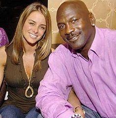 Michael Jordan Twin Babies
