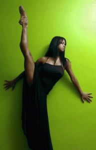 Misty Copeland member of the American Ballet Theater