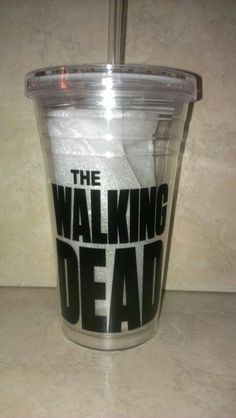 The Walking Dead Tumbler #ad