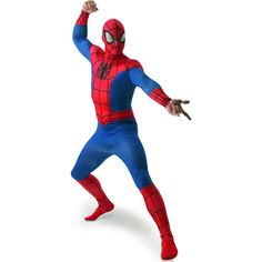 Spiderman Mens Fancy Dress Marvel The Avengers Superhero Book Day Adults Costume , Superhero Costumes For Men, Superhero Spiderman, Spiderman Suits, Avengers Superheroes, Baby Halloween Costumes, Adult Costumes, Superhero Halloween, Spider Man Fancy Dress, Costumes