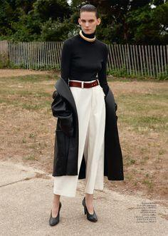 Lena Hardt   Vogue Ucrânia Novembro 2016   Editoriais - Revistas de Moda