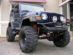 jeep wrangler - Boss!