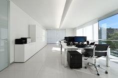 Illuminazione Ufficio Open Space : Mobili per ufficio dal design moderno n.17 uffici di design