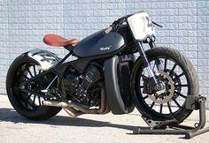 Fatty – Yamaha R1 Powered Custom by Speedconcepts of Milwaukee