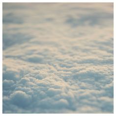 blue clouds sky dream photo print  by sweetdreamsandhoney on Etsy, $45.00