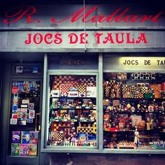 Jocs de Taula / Barcelona