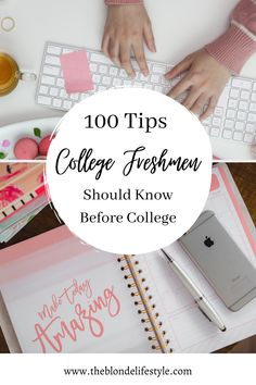 Before heading off to college, here are 100 tips college freshmen should know before entering their first year of college. #collegetips #collegeadvice #collegehacks College Dorm Checklist, College Freshman Tips, College Life Hacks, College Essentials, College Fun, Apply For Internship, College Supplies, College Survival, College Organization