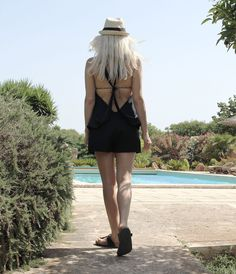 Jumpsuit, The Fifth Label, Mallorca, Look, Style, Stylediary, Summer, Fashion, Mode, Blog, stryleTZ