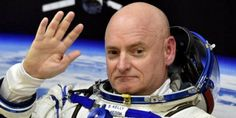 """""""No Oscar For Stallone? Then Send My Ass Back Into Space"""" by Commander Scott Kelly"""