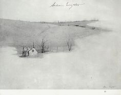 andrew wyeth drawings and sketches - Google Search