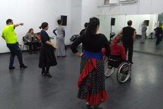 El flamenco, como terapia, mejora las capacidades motrices, físicas, psíquicas y socioafectivas