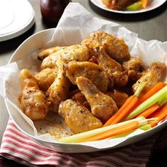 Sweet-and-Sour Chicken Wings Recipe -These slow cooker wings are a fun appetizer for gatherings. I sometimes like to serve the saucy chicken over rice as a main dish. Either way you do it, these Asian-inspired wings will be a hit! —June Eberhardt, Marysville, California