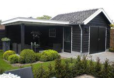Bekijk de foto van sandraatje met als titel mooi tuinhuis /garage en andere inspirerende plaatjes op Welke.nl.