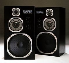 Yamaha NS - 1000 Monitor