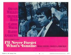 Oliver Reed in Michael Winner's I'll Never Forget What's 'Is name (1967).