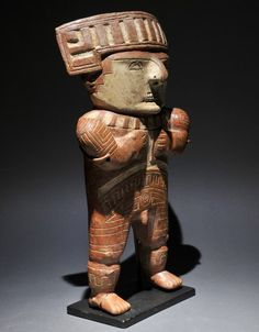 Image result for calima textiles of colombia Aztec Art, Textiles, Sculptures For Sale, Inca, Prehistory, Art And Architecture, Nativity, Pottery, Statue