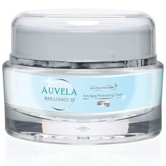 Auvela Creme - Auvela Brilliance SF - Anti Aging & Ageless Anti Wrinkle Cream - Moisturize & Protect Your Skin From Appearing Aged and Wrinkled - Jeaune Bisou Alluvia Labs Auvela Brilliance SF Cream Ageless Cream, Anti Aging Facial, Facial Massage, Anti Wrinkle, Skin Care Tips, Your Skin, Labs, Moisturizers, Awesome