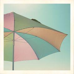 ice-cream umbrella #pastel