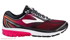 Brooks Ghost 10 - neutral cushioned running shoes #runner #athletic