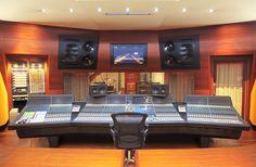 Forward Studios- Cesar - FM Design - Recording Studio Design