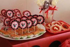 Bianca's 1st birthday party | CatchMyParty.com