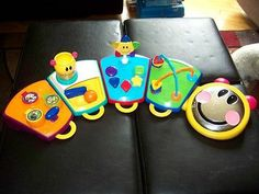 Baby Einstein Interactive Caterpillar Activity Play Zone Complete Vgc!