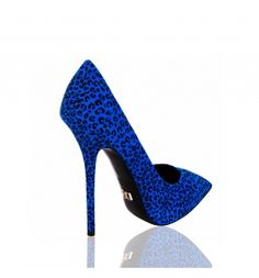 Flocco Pump Blue