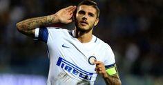 """Berita Bola: Icardi Puas dengan Bursa Transfer Inter  Apalagi, Inter bermain habis-habisan pekan lalu saat mengalahkan Juventus. """"Kami bekerja dengan baik untuk mencapai tujuan kami. http://rock.ly/s6nr1"""