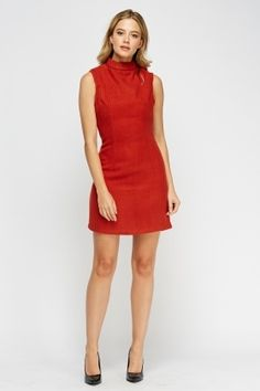 Cheap Dresses for 5 £ Cheap Dresses, Dresses For Work, Latest Dress, Dress Outfits, Fashion Online, High Neck Dress, Stuff To Buy, Shopping, Clothes