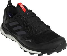 new style e7c21 a0545 Men s Adidas Terrex Agravic Xt Gore-Tex Waterproof Trail Running Shoe, Size  6 M - Black