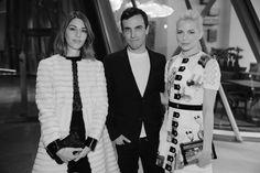 L'inauguration de la Fondation Louis Vuitton
