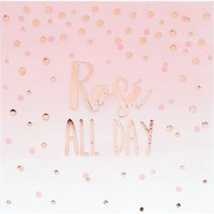 Vivacious Rose All Day Lunch Napkin Ultimate Selection of Couple Napkins for Bridal Shower at PartyBell. Napkin Rose, Bachelorette Party Supplies, Paper Manufacturers, Rose Gold Foil, Confetti, Bridal Shower, Napkins, Lunch, Circles
