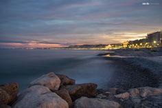 Nizza Beach by Nele Ilic on Travel Photography, River, Explore, Beach, Outdoor, Nice, Outdoors, The Beach, Beaches