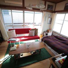 Hiinasan1さんの、アンティーク,ソファ,一人暮らし,北欧,のお部屋写真