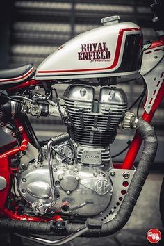 Royal Enfield Vintage Trecker Fatboy Design - an awesome modification of royal enfield bullet 500 by fatboy designs. Royal Enfield Modified   Modified bulls