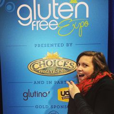 And a grand time was had by all - thank you @glutenfreeexpo1 for the lovely #glutenfree day! Great food, people and enough loot to fill a la...