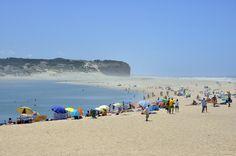 Praia da Foz do Arelho - http://praiaportugal.com/praia-da-foz-do-arelho/