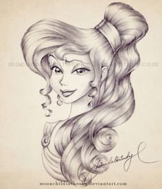 Megara.. She is so easily one of the best Disney Girls :) Love her personality, she's the one most like me!