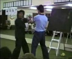 ▶ Wing Chun - Master Wong Shun Leung Intro to CK's 1st pivot - YouTube